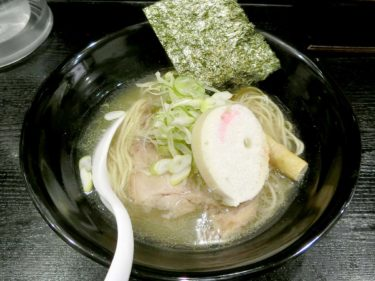 らぁ麺 clover(クローバー)